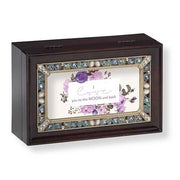 """I Love You to the moon and back"" Music Box"