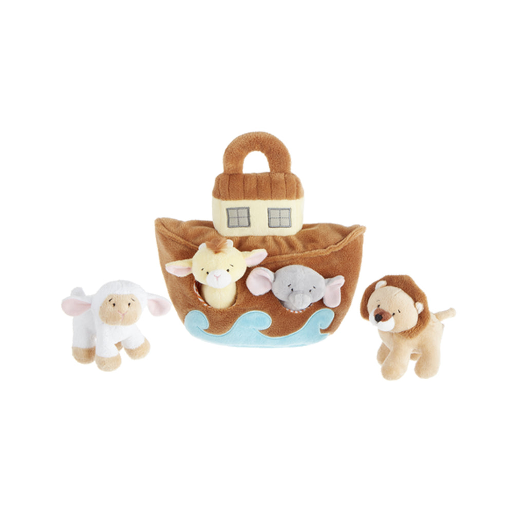 Baby Ganz Learn & Grow Noah's Ark w/4 animals