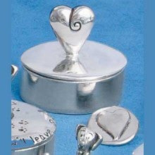 Heart Box w/Coin