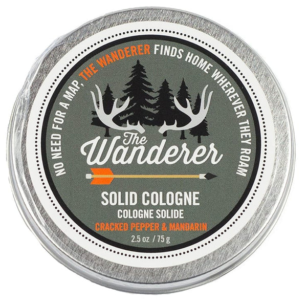 The Wanderer Solid Cologne