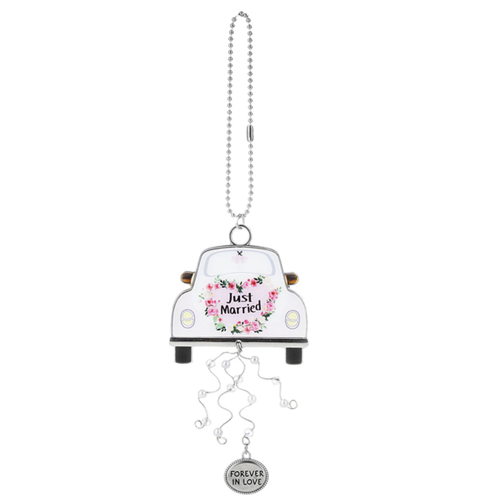 Bridal Car Charms