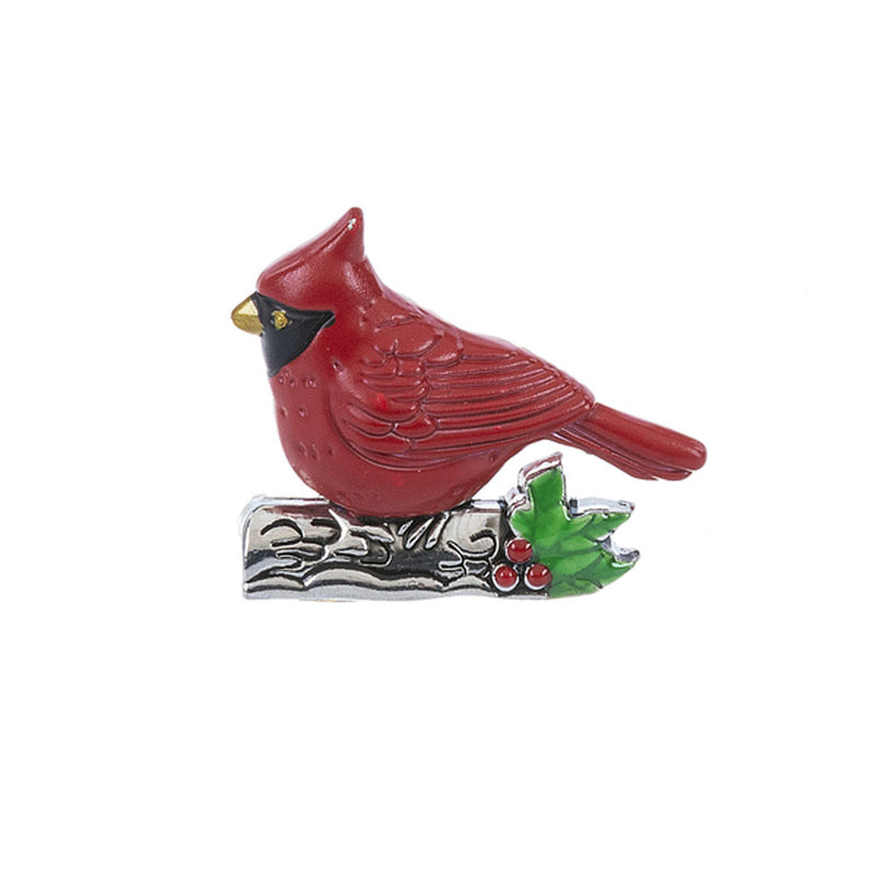 """The Christmas Cardinal from Heaven"" Charm/Token"