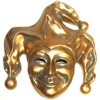 Jolly Jester Wall Mask