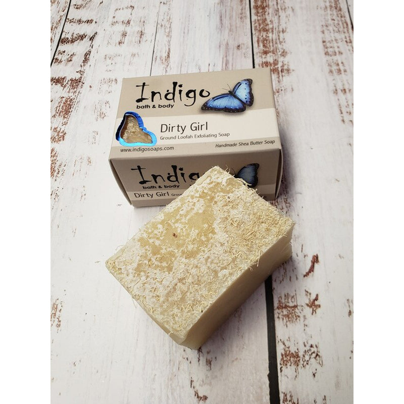 Dirty Girl Ground Loofah Exfoliating Soap