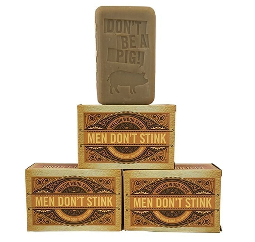 Men Don't Stink Soap Bar