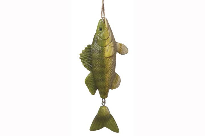 Fish Dangle Ornament Trout