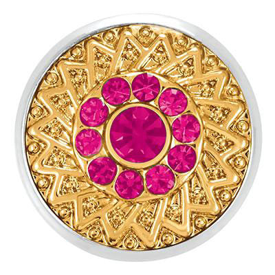 Ginger Snaps Gold Rush - Fuchsia Snap