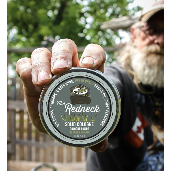 The Redneck Solid Cologne