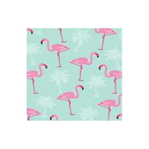 Flamingo Paper Cocktail Napkins, 40 count