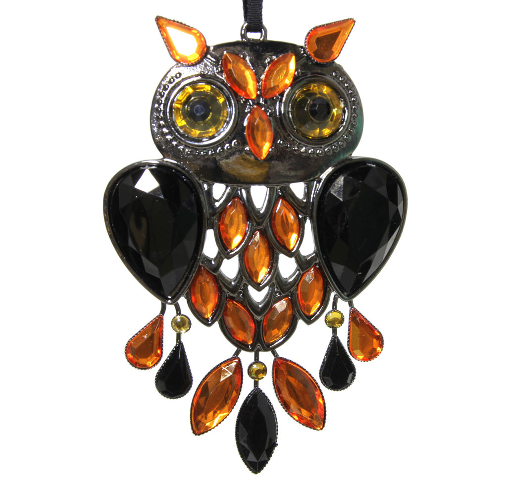 Acrylic Owl Ornament