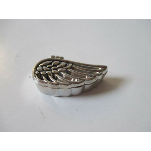 """On the wings of an angel"" Prayer Box Charm/Token"