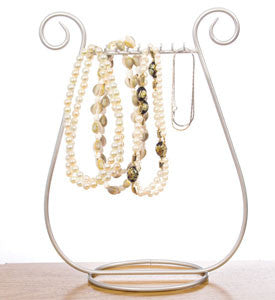 Harp Necklace Display Stand