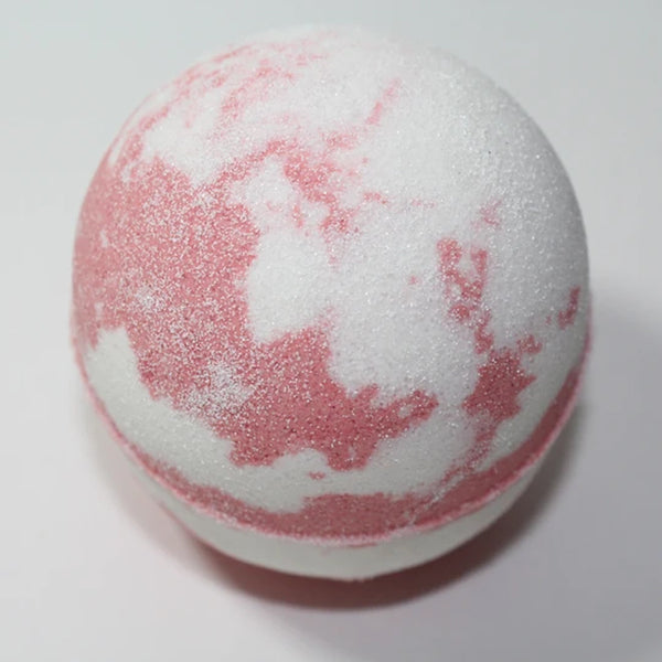 The Paige Collection Cranberry Swirl Bath Bomb