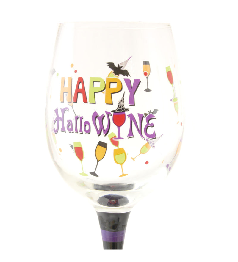 Wine Glass Hallo Wine