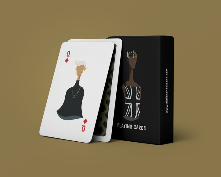 Limited Edition Icons Playing Cards - Pre Order