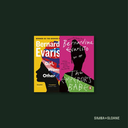 Bernardine Evaristo 2 book Collection Bundle