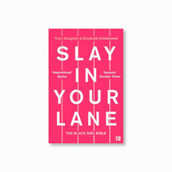 Slay In Your Lane : The Black Girl Bible
