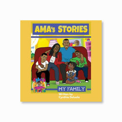 AMA's Stories : My Family