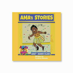 AMA's Stories : Ama's Dance Class