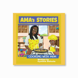 AMA's Stories : Cooking with Mum