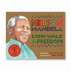 Long Walk to Freedom : Illustrated Children's edition
