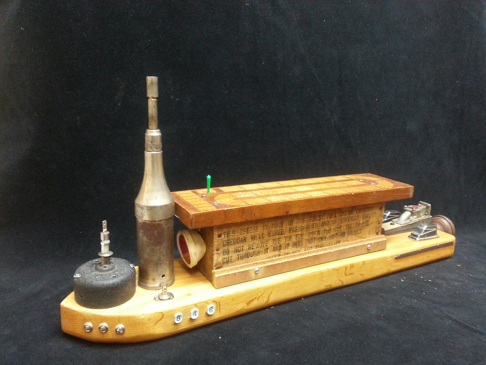 The Cribbage Steamer