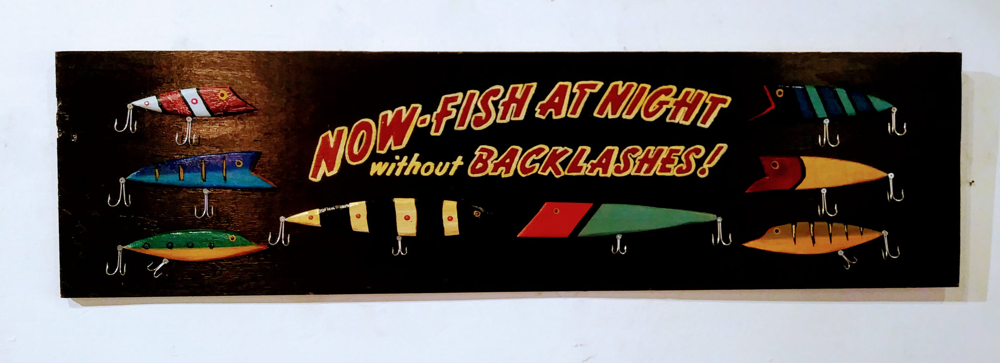 Fish At Night