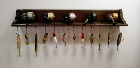 Reels and Lures
