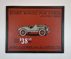 Sport Bodies For Fords
