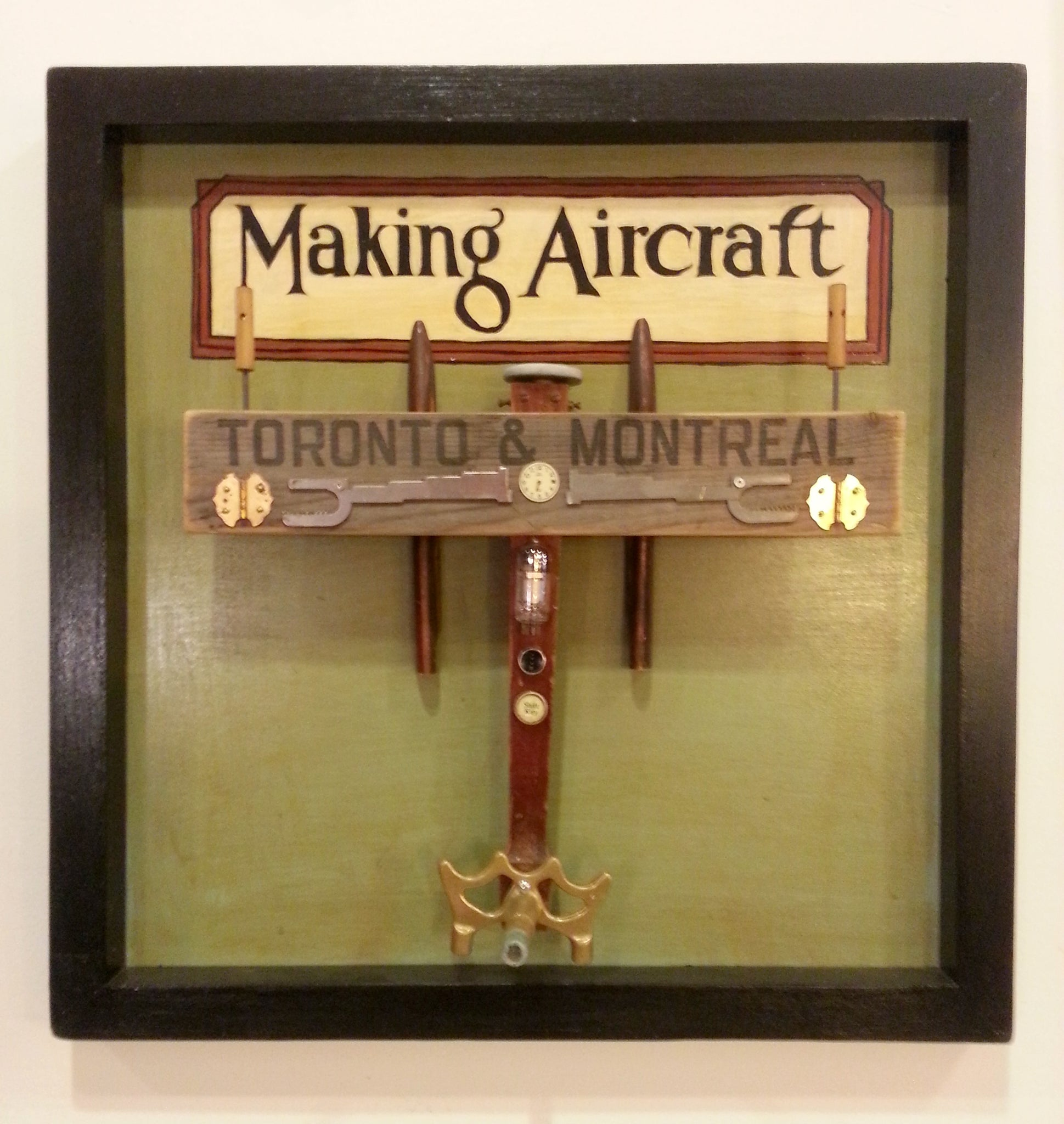 Making Aircraft