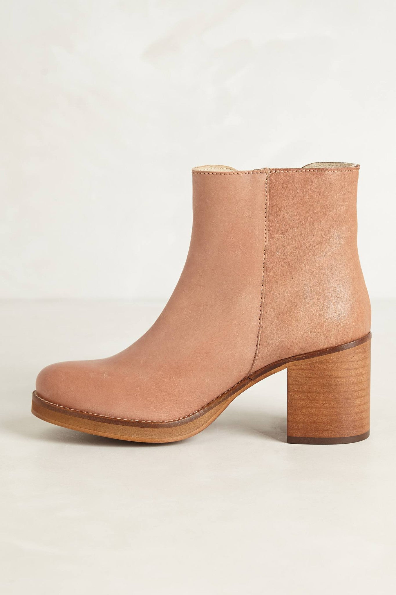 Valley Zip Booties