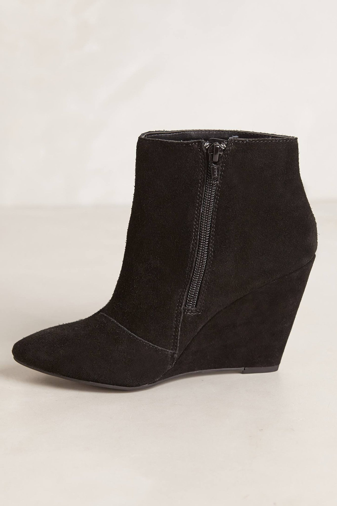 Cary Wedge Booties