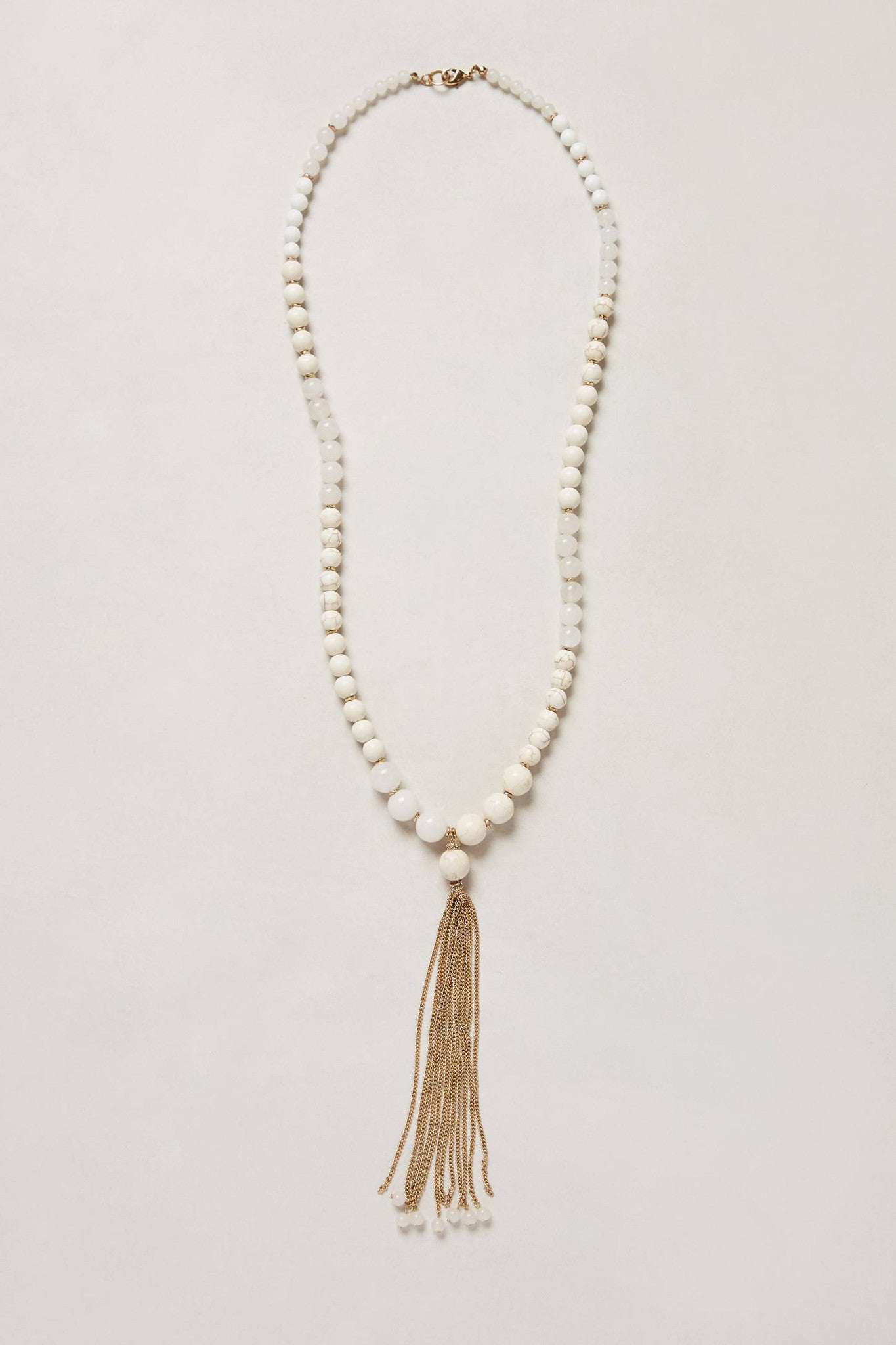Canzonetta Tassel Necklace