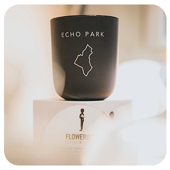 'City Scents' Candle Collection: Echo Park