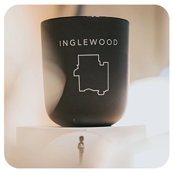 'City Scents' Candle Collection: Inglewood