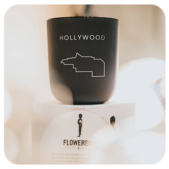 'City Scents' Candle Collection: Hollywood