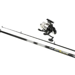 Mitchell Adventure Flash Carp combo