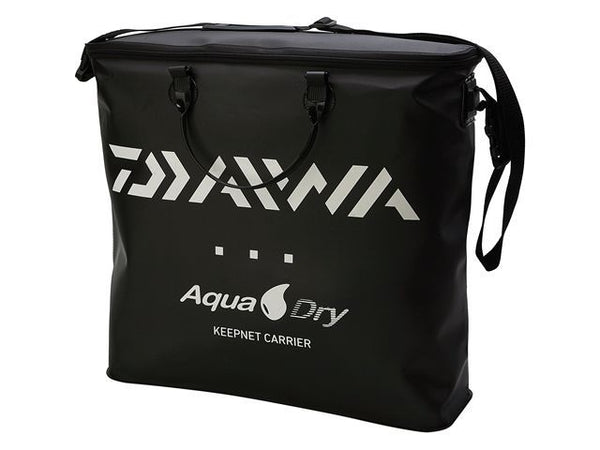 Daiwa Aqua Dry Jumbo Keepnet Carrier.