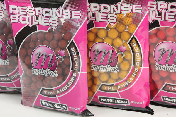 Mainline Response 10mm Boilies