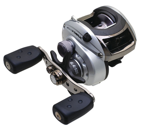 Abu Garcia Silver Max Low Profile Baitcaster Reel (2012) Version