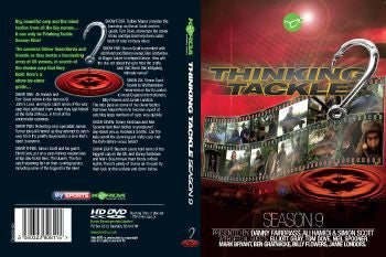 Korda Thinking Tackle Series 9 DVD  (KV37)