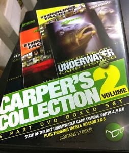 Korda Capers Collection DVD Vol 2
