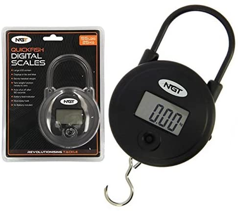 NGT Quickfish Digital  Round Scales