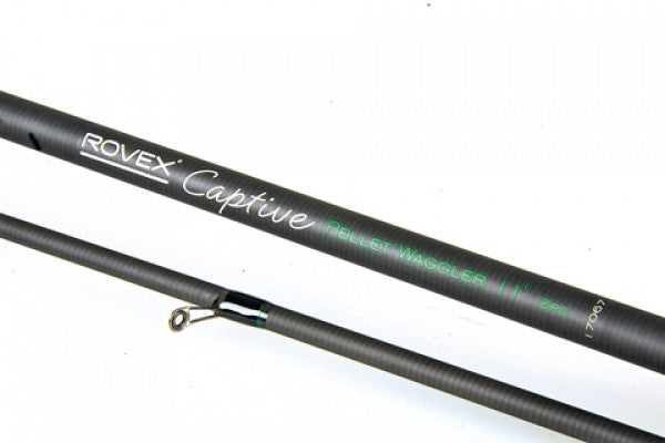 Rovex Captive Carp Pellet 12ft & 13ft Waggler Rods