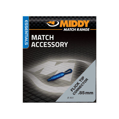 Middy Flick Tip Connector