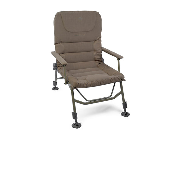 Avid Carp Benchmark Memory Foam Recliner Chair.