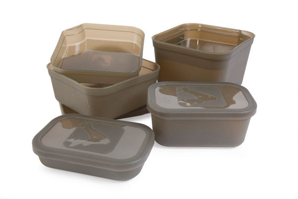Avid Carp Bait and Bits Tubs