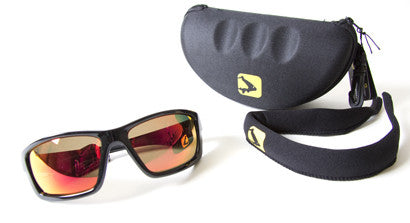 Avid Carp Polarised Extreme Sunglasses.