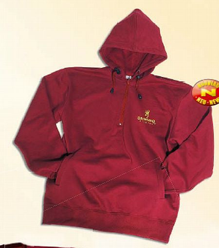 BROWNING HOODED FLEECE