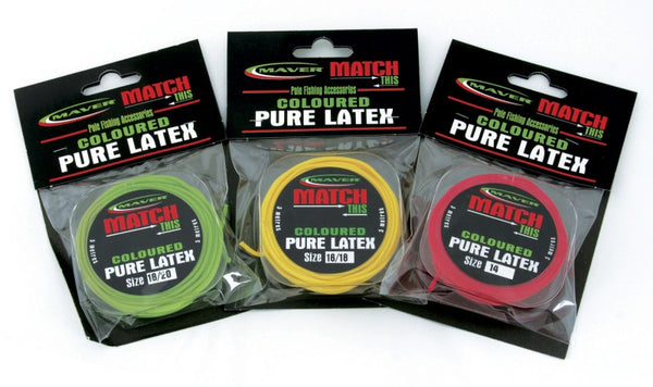Maver Coloured Pure Latex
